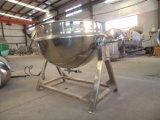 Caldaia rivestita dell'acciaio inossidabile di alta qualità