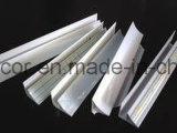 PVC accessoire pour la carte du panneau de PVC PVC pour les carreaux de plafond
