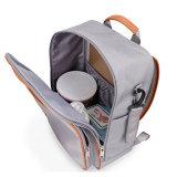 유일한 형식 작풍 엄마 아기 기저귀 책가방 부대 작은 접시 부대