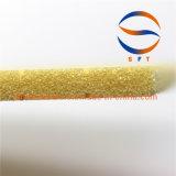 Entaillage et faisceau de mousse de PVC perforé par trou
