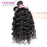 Yvonne Virgen peruana rizado cabello tejido