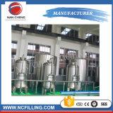 5 de la leucodistrofia metacromática purificador de entrega rápida de tratamiento de agua de la máquina para la fábrica.