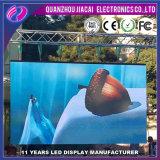 P5 LED esterno che fa pubblicità al prezzo dell'affitto dello schermo della fase