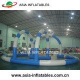 Trilha de raça inflável dos jogos infláveis dos esportes para jogos dos esportes