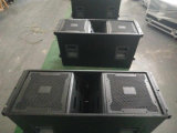 "15 Qsn Three-Way dual"" de alta potencia Sistema Line Array al aire libre (VT4889)"