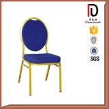 Раунда заднего металлического алюминия банкетные стулья для проведения свадеб (BR-A143)