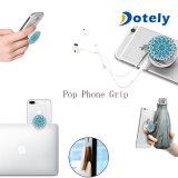 すべての携帯電話のタブレットのための指のグリップリングの立場のホールダー