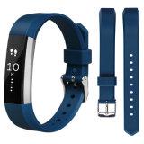 De regelbare Riem van de Sport van de Armband van de Manchetten van de Fitness van het Horloge van de Toebehoren van de Vervanging voor Fitbit Alta