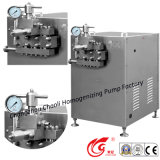 200L/H, alta pressão, homogenizador do aço inoxidável