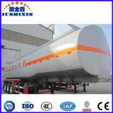2axles 3axles тепловозный газолина топлива топливозаправщика трейлер тележки Semi для сбывания