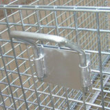 금속 감금소 저장 철망사 콘테이너 감금소