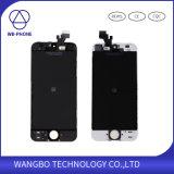 iPhone 5gのガラス計数化装置アセンブリのための工場価格の接触LCD表示