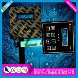 Interruptor de membrana de confiança do certificado da qualidade Durable/FCC/Ce/RoHS