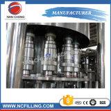 Пластичная бутылка Dxgf12-12-5 с линией безалкогольного напитка крышки винта Carbonated заполняя