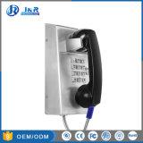Industrielles Telefon des Geschwindigkeits-Vorwahlknopf-Telefon-Hotlines-Gefängnis-Telefon-Jr201-Fk-Vc-S