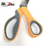 Польностью запасенные установленные ножницы ткани