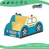 Mensola di libri di legno di combinazione del modello del volante della polizia del banco (HG-6012)