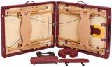 Thr-Wt003une table de massage bois pliantes