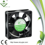 5V 12V 18V 60X60X20mm 무브러시 DC 팬 배기 엔진 전력 증폭기 냉각기 팬