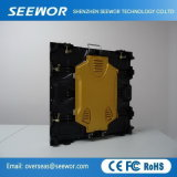Visualizzazione di LED esterna di alta precisione P6.66mm per affitto con installazione facile e veloce