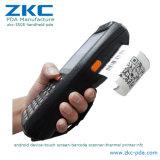 산업 인조 인간 WiFi USB Barcode 스캐너 인쇄 기계 소형 Barcode 스캐너