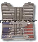 10ПК набор отверток в случае продувки плоской отвертки Phillips