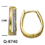 새로운 디자인 형식 보석 귀걸이 공장 Hotsale