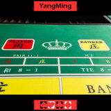Подъема фабрики таблицы покера цвета золота казина таблица роскошного изготовленный на заказ играя в азартные игры с игроком 8 2.8 метров (YM-BA09)
