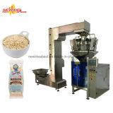 Máquina de empacotamento automática dos PNF dos flocos de milho do cereal de pequeno almoço do bebê