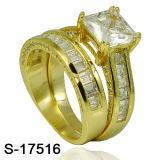 De nieuwe Fabriek Hotsale van de Juwelen van de Ring van het Ontwerp Zilveren