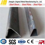 Tubo d'acciaio di vendita caldo di figura speciale ovale di figura della sezione del triangolo
