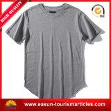 T-shirt fait sur commande de Streetwear avec la tirette latérale
