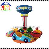 De Rit van Kiddie Moto van de Apparatuur van het vermaak vrolijk-gaan-om Carrousel voor BinnenSpeelplaats