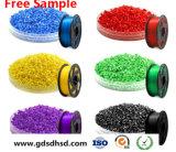 Qualitäts-gelbe Farbe Masterbatch für Spritzen-Plastikprodukte