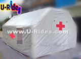 Medizinische aufblasbare Zelte Würfel des beweglichen Unfalles