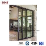 Le restaurant de verre aluminium Portes d'entrée et de la fenêtre