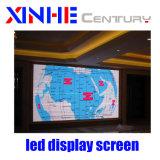 큰 P3 실내 발광 다이오드 표시 스크린을 광고하는 높은 광도 LED