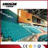 알루미늄 경기장 시트 풋볼 팀 플라스틱 시트