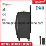 Feiyang/Temeisheng/Kvg recargable portátil potente carro Bluetooth Altavoz Qx-1214