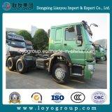 Sinotruk HOWO 10 짐수레꾼 트럭 371HP 트랙터