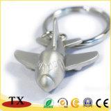 De Zeer belangrijke Ketting van de Vliegtuigen van de Sleutelring van het Vliegtuig van het metaal voor de Gift van de Bevordering