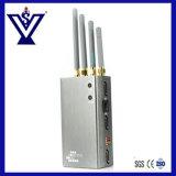 Ordinateur de poche signal brouilleur bloqueur Bluetooth Wifi/2g 3g 4g brouilleur de téléphone cellulaire (SYPB-02)