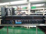 Fp10000Q clase de Canal 4 Td Pro Audio Profesional Amplificador de Potencia