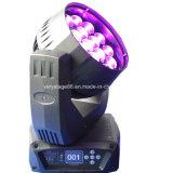 19X12W bewegliche Stadiums-Beleuchtung des Kopf-LED Beam&Zoom