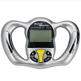 Монитор анализатора самомоднейшего превосходного здоровья метра индекса массы тела BMI цифров LCD портативного цифров качества миниого Handheld тучный