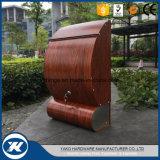 熱い販売の新しいデザイン木の材木のポスト