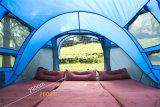 Heavy Duty Etanche 3-4 Pop up Moustiquaire tente d'ouvrir le pliage rapide automatique tente de camping