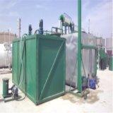 Máquina de reciclagem de óleo de motor com baixo consumo