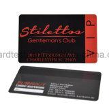 El PVC Magstripe plástico de la impresión en offset Cr80 carda la tarjeta del regalo