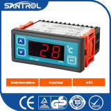 Controlador de temperatura de Digitas para o quarto frio